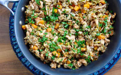 Fitness Turkey Skillet