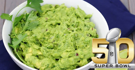 ? Superbowl Guacamole