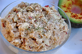 Easy Tuna Power Salad