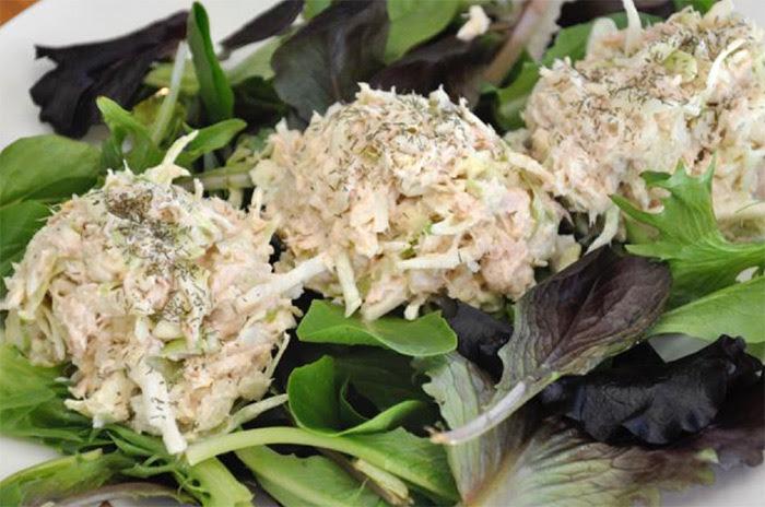 Fitness Tuna Salad