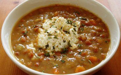 Easy Lentil Soup