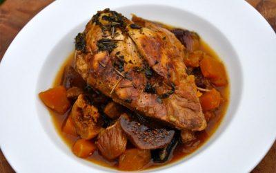 Tender Slow Cooker Chicken